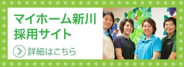 マイホーム新川採用サイト